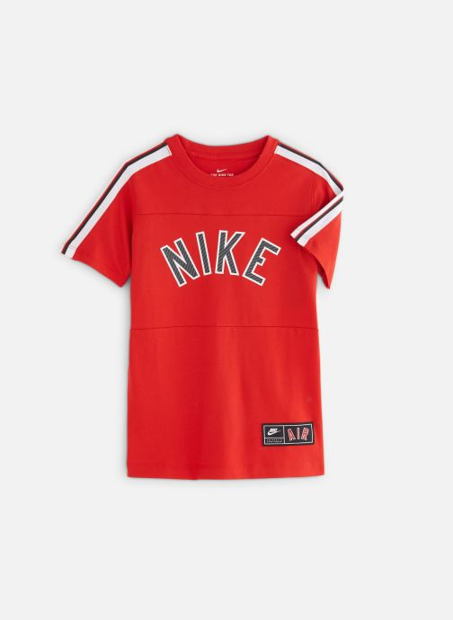 best price exclusive range another chance Nike Nike Sportswear Tee Nike Air S+ (Rouge) - Vêtements ...