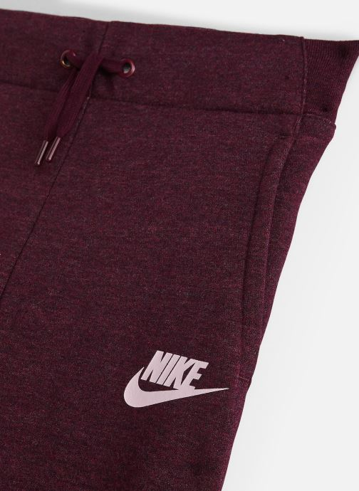 Kläder Nike Nike Sportswear Pant Pe Vinröd bild av skorna på