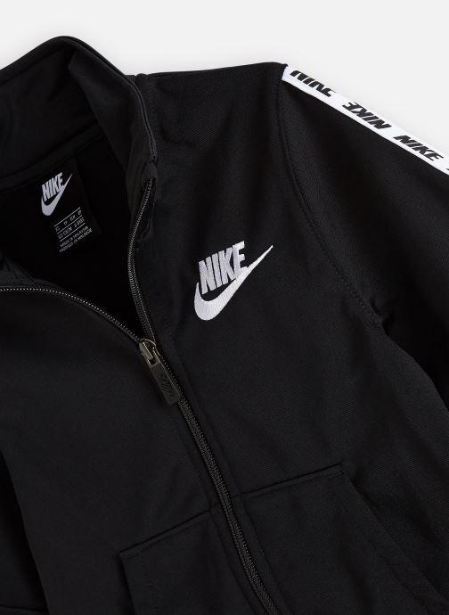 Kläder Nike G Nsw Trk Suit Tricot JUNIOR Svart bild av skorna på