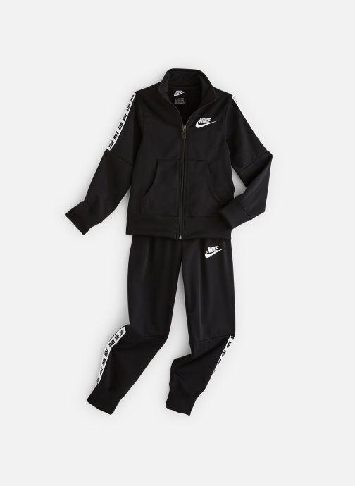 Kläder Nike G Nsw Trk Suit Tricot JUNIOR Svart detaljerad bild på paret