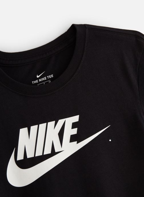 Kleding Nike Nike Sportswear Tee Basic Futura Zwart model