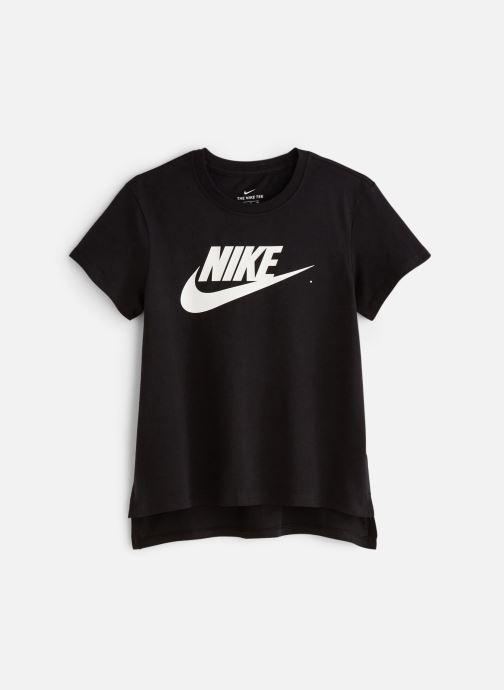 Tøj Nike Nike Sportswear Tee Basic Futura Sort detaljeret billede af skoene