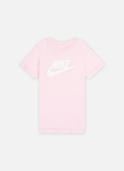 Vêtements Nike Nike Sportswear Tee Basic Futura Rose vue détail/paire