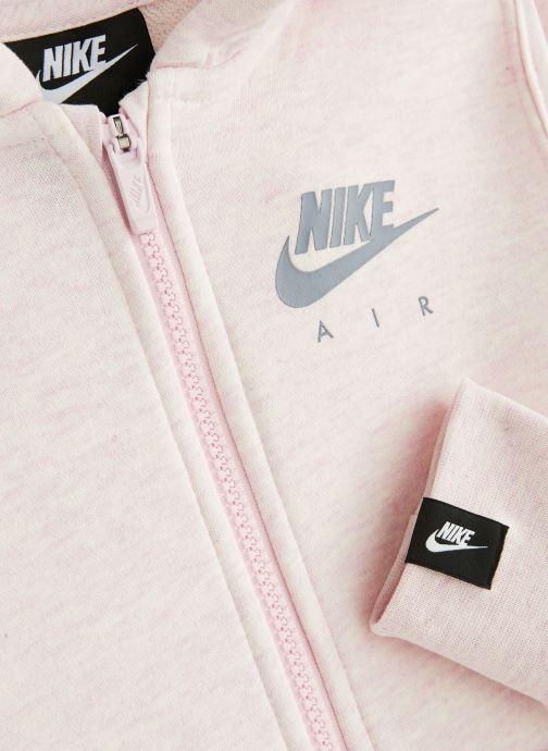 Kläder Nike Nike Sportswear Nike Air Full Zip Rosa bild av skorna på