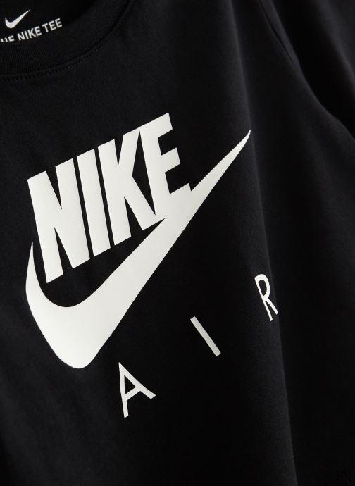 Kläder Nike Nike Sportswear Tee Nike Air Crop Svart bild av skorna på
