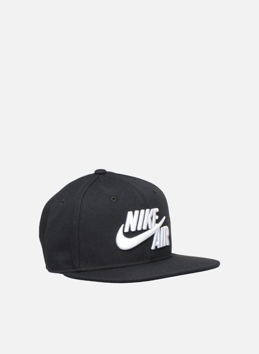 Casquettes Nike Nike Pro Cap Air 5 JUNIOR Noir vue face