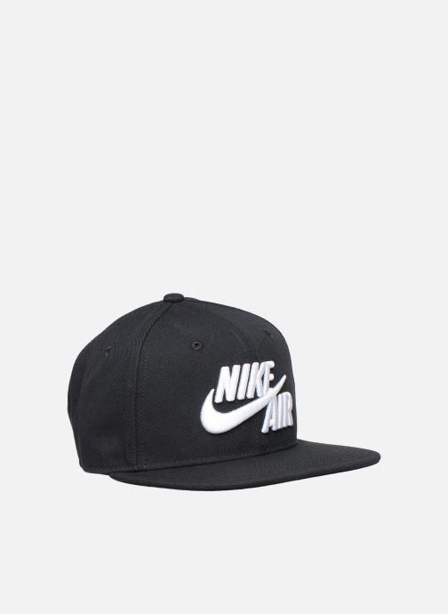 Kappe Nike Nike Pro Cap Air 5 JUNIOR schwarz ansicht von vorne