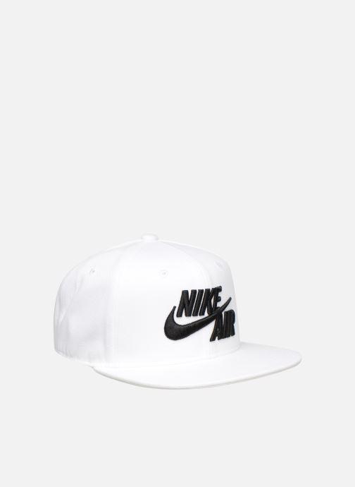 Keps Nike Nike Pro Cap Air 5 JUNIOR Vit bild från framsidan