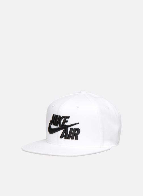 Gorra Nike Nike Pro Cap Air 5 JUNIOR Blanco vista de detalle / par