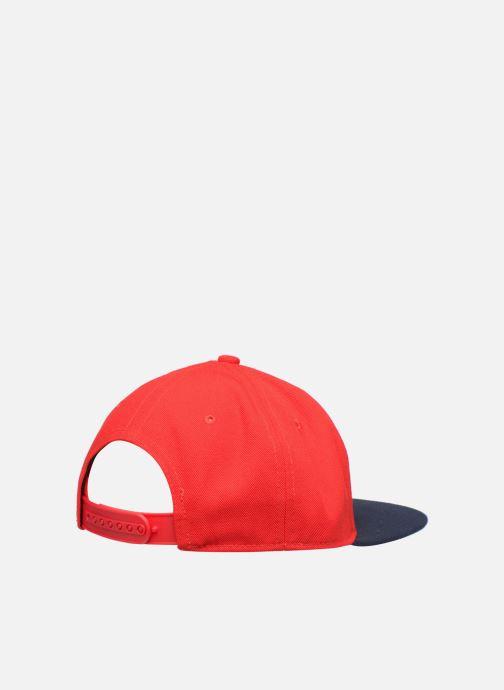 Kappe Nike Nike Pro Cap Air 5 JUNIOR rot ansicht von vorne