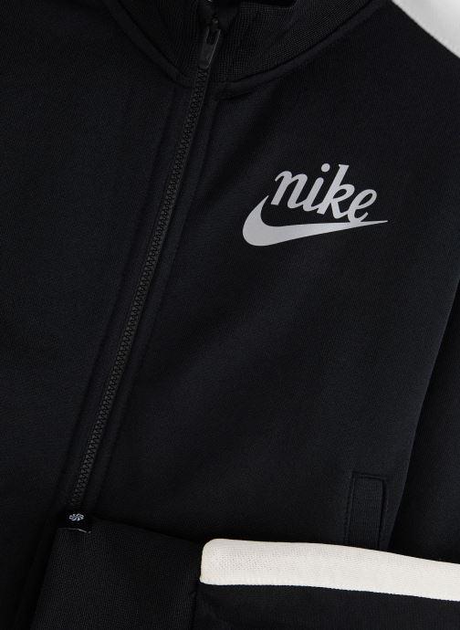 Kleding Nike Nike Sportswear Icon Jacket Fleece Zwart model