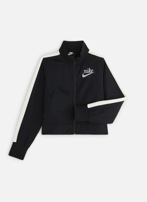 Kleding Nike Nike Sportswear Icon Jacket Fleece Zwart detail