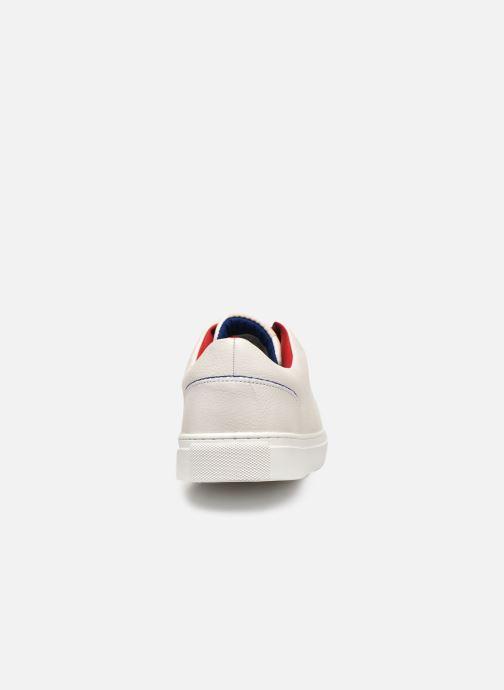 Sneaker Levi's Vernon Sportswear weiß ansicht von rechts