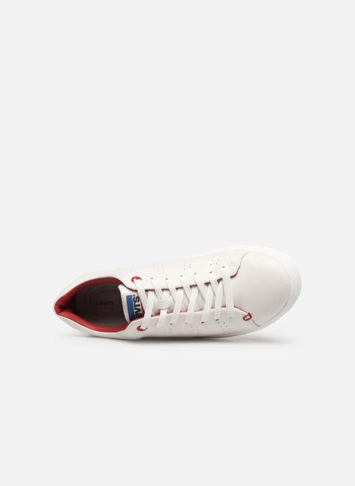 Sneaker Levi's Vernon Sportswear weiß ansicht von links