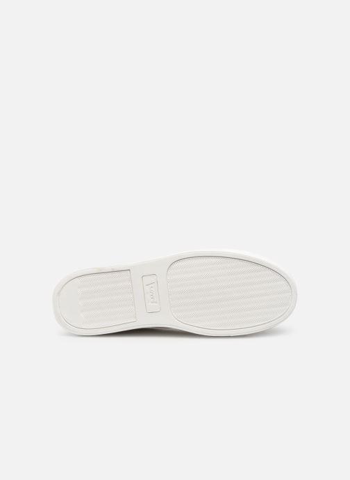 Sneaker Levi's Vernon Sportswear weiß ansicht von oben