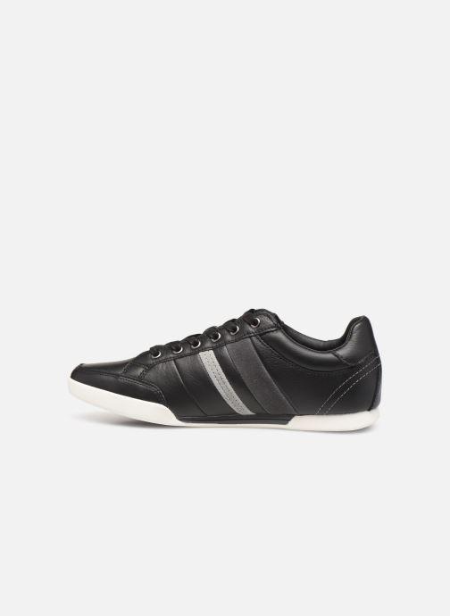 Sneaker Levi's Turlock 4 schwarz ansicht von vorne