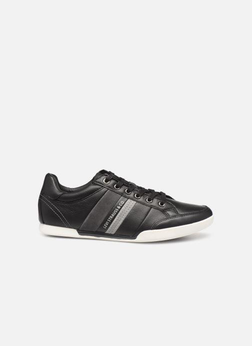 Sneakers Levi's Turlock 4 Zwart achterkant