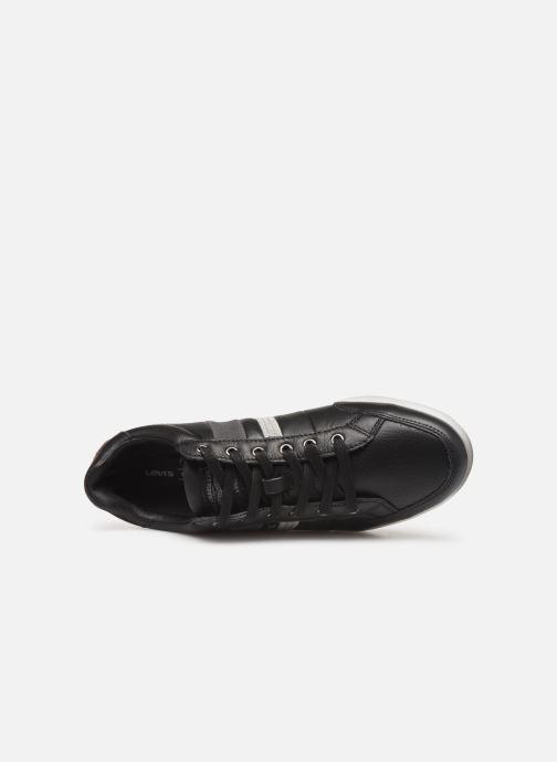 Sneaker Levi's Turlock 4 schwarz ansicht von links