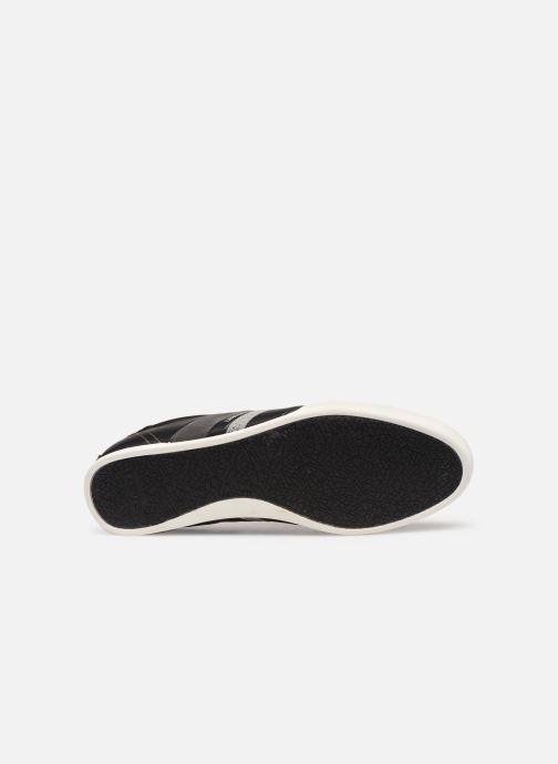Sneaker Levi's Turlock 4 schwarz ansicht von oben