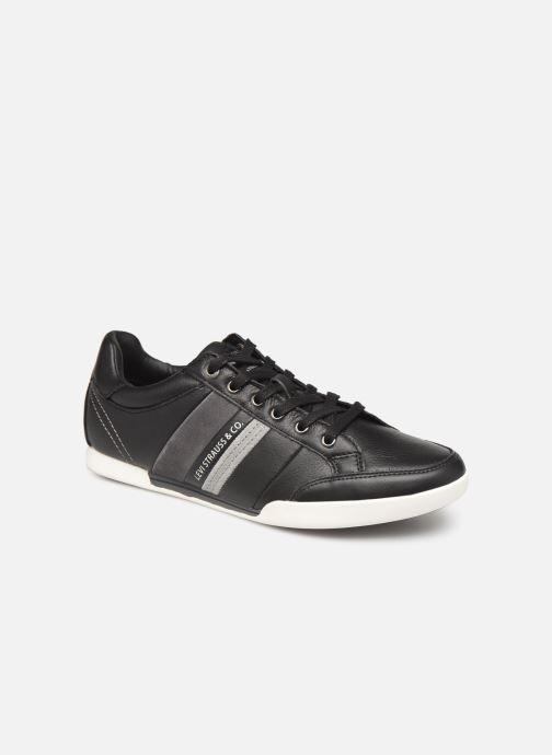 Sneakers Levi's Turlock 4 Zwart detail