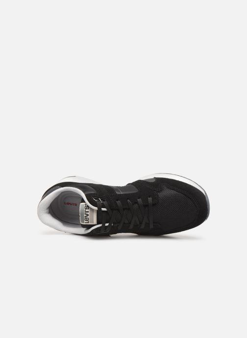 Baskets Levi's Sutter Noir vue gauche