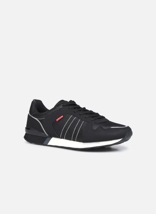 Sneakers Levi's Webb Sort detaljeret billede af skoene