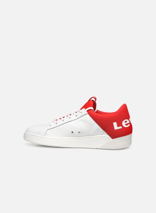 Sneakers Levi's Mullet Wit voorkant