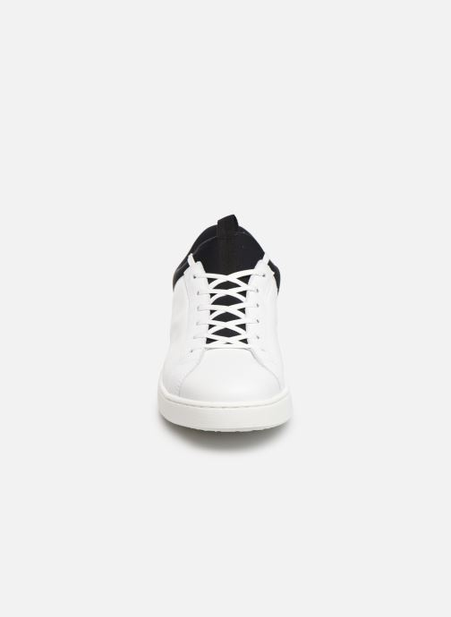 Baskets Levi's Mullet Blanc vue portées chaussures