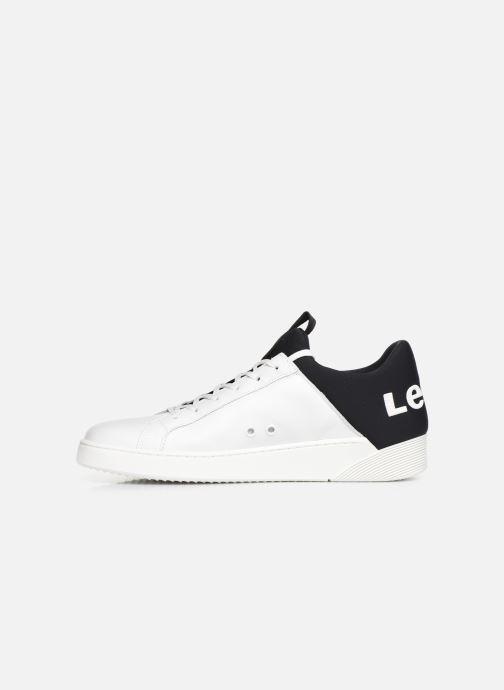 Baskets Levi's Mullet Blanc vue face