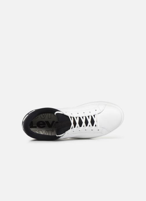 Baskets Levi's Mullet Blanc vue gauche