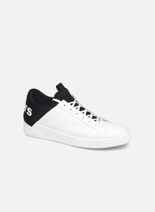 Baskets Levi's Mullet Blanc vue détail/paire