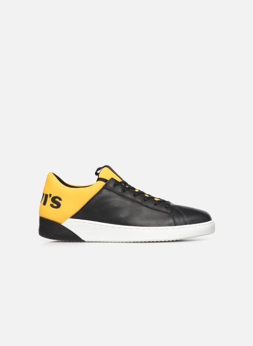 Sneaker Levi's Mullet schwarz ansicht von hinten