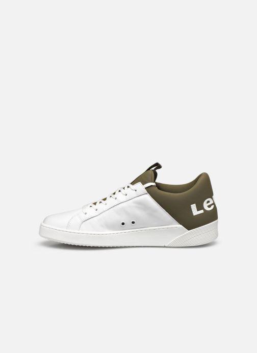 Sneaker Levi's Mullet weiß ansicht von vorne