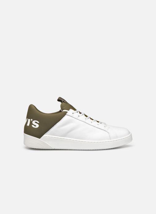Sneaker Levi's Mullet weiß ansicht von hinten