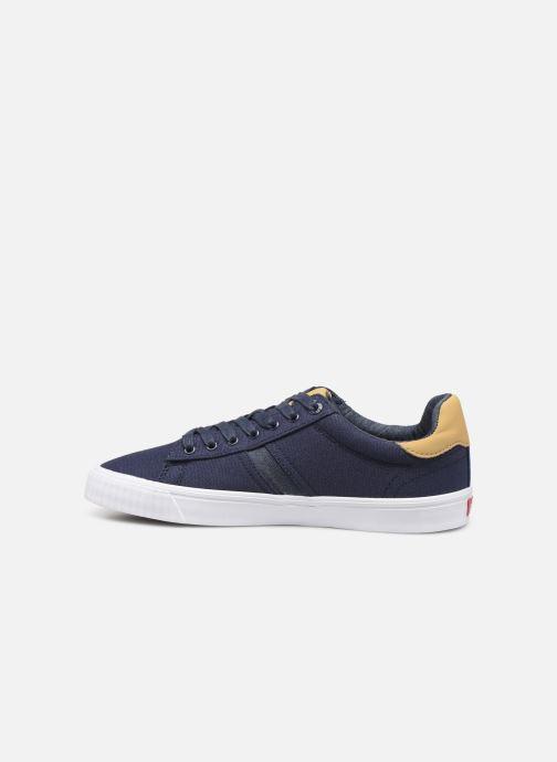 Sneaker Levi's Skinner blau ansicht von vorne