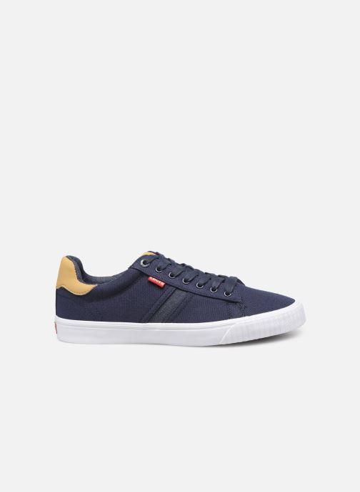 Sneaker Levi's Skinner blau ansicht von hinten
