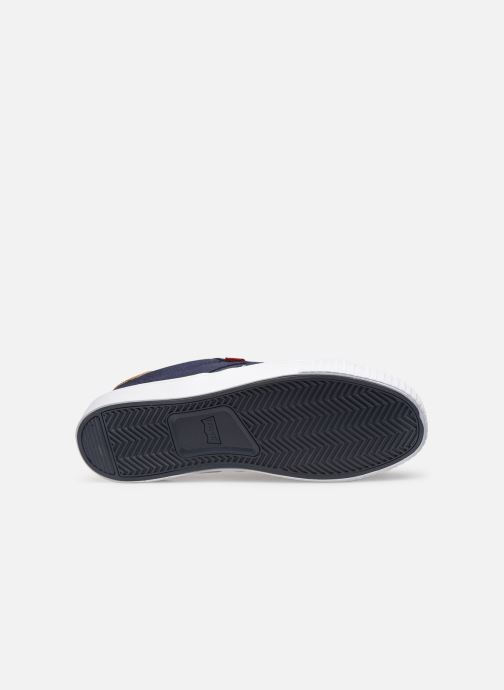 Sneaker Levi's Skinner blau ansicht von oben