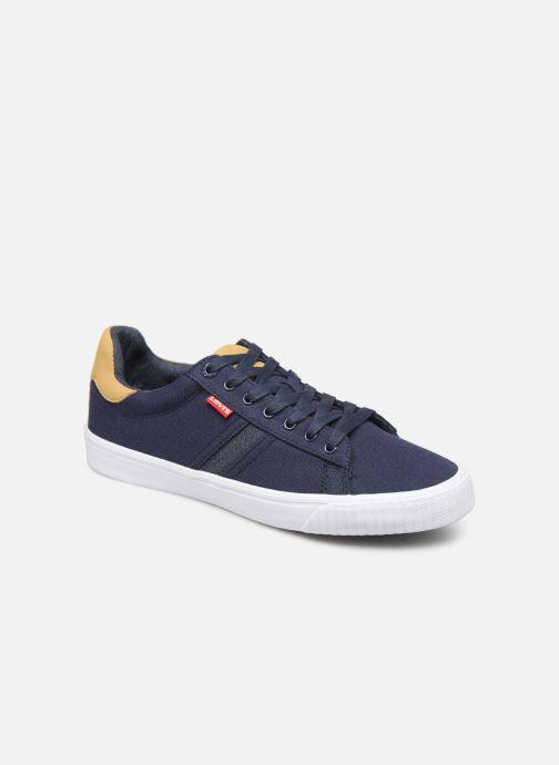 Sneaker Levi's Skinner blau detaillierte ansicht/modell