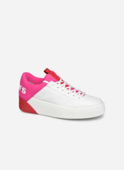 Sneaker Levi's Mullet S weiß detaillierte ansicht/modell