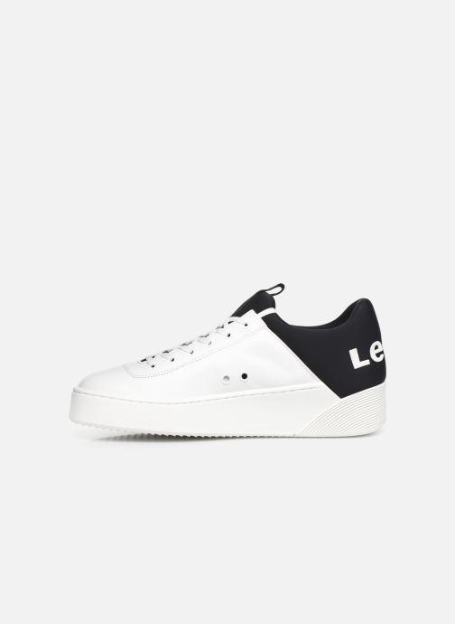 Baskets Levi's Mullet S Blanc vue face