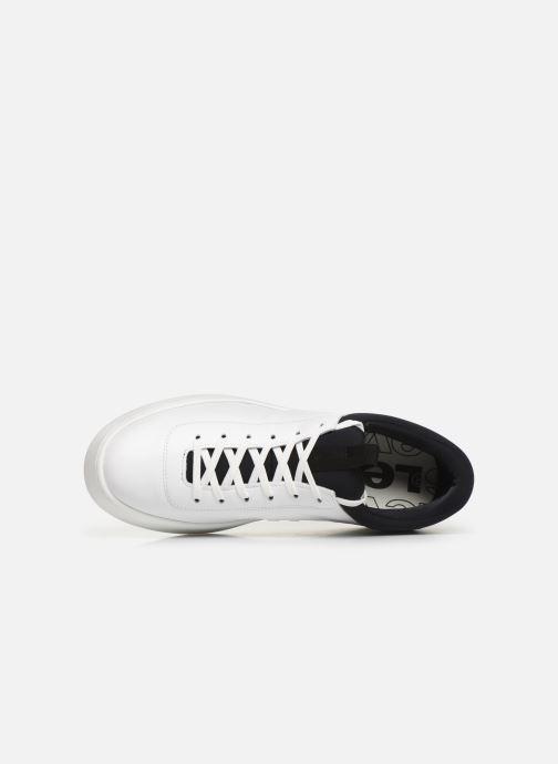 Baskets Levi's Mullet S Blanc vue gauche