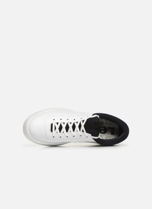 Sneakers Levi's Mullet S Wit links