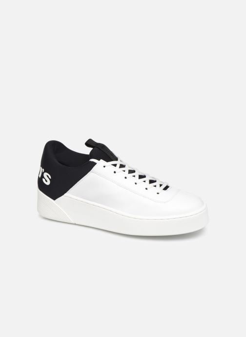Sneakers Levi's Mullet S Wit detail
