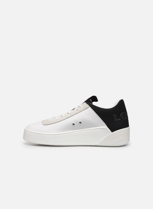 Trainers Levi's Mullet S White front view
