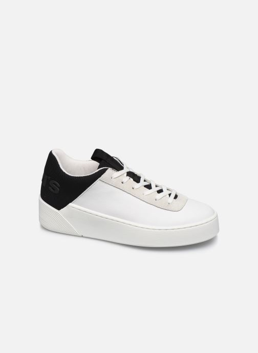Trainers Levi's Mullet S White detailed view/ Pair view