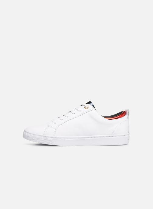 Sneaker Tommy Hilfiger TOMMY CITY SNEAKER weiß ansicht von vorne