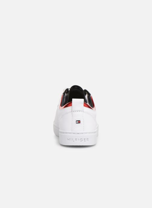 Baskets Tommy Hilfiger TOMMY CITY SNEAKER Blanc vue droite