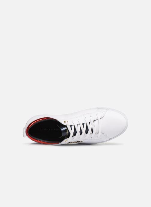 Sneaker Tommy Hilfiger TOMMY CITY SNEAKER weiß ansicht von links