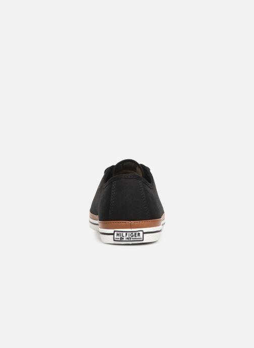 Sneakers Tommy Hilfiger ICONIC KESHA SNEAKER Sort Se fra højre