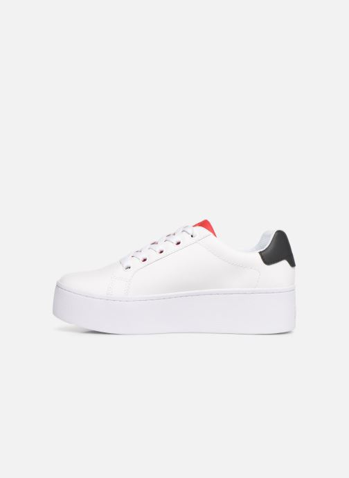 Baskets Tommy Hilfiger TOMMY JEANS ICON SNEAKER Blanc vue face